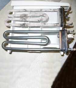 фото тэна для стиральной машинки
